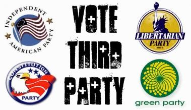 Why Third Party Votes Aren't Wasted